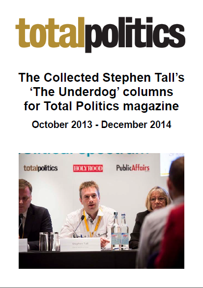 total politics columns cover