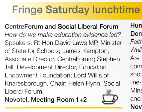 education fringe mar 2014