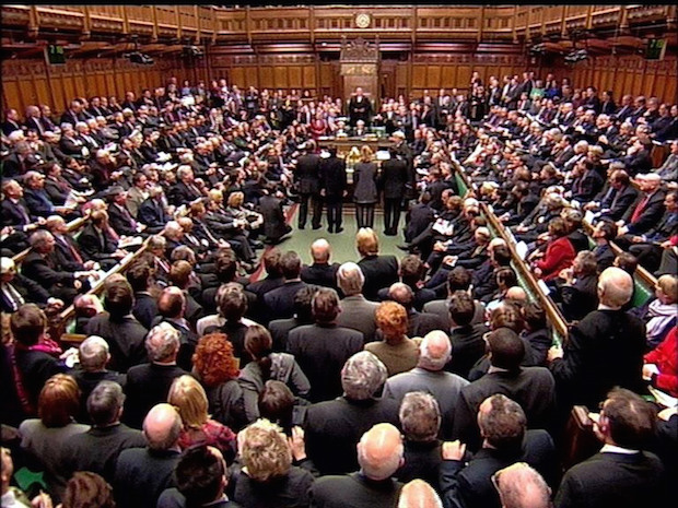 Higher Education Bill vote in the House of Commons