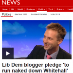daily politics pledge